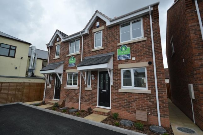 2 bed semi-detached house to rent in Dawley Road, Arleston, Telford