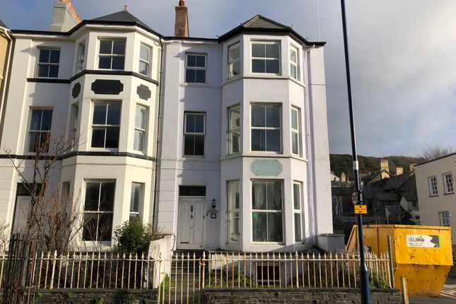 Thumbnail End terrace house for sale in Queens Road, Aberystwyth