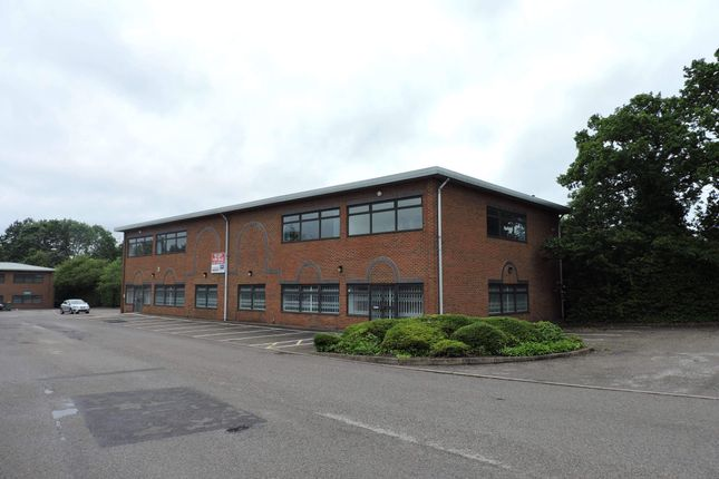 Thumbnail Office for sale in Burnt Meadow Road, Moons Moat North Industrial Estate, Redditch