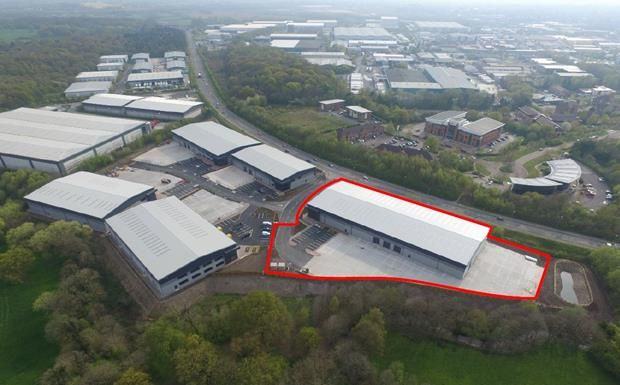 Thumbnail Light industrial to let in Unit 1 Apollo Park, University Way, Crewe, Cheshire