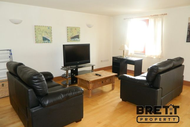 2 bed flat to rent in 12 Agamemnon House, Nelson Quay, Milford Haven SA73