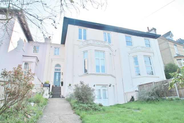 Thumbnail Terraced house for sale in Portland Villas, Windmill Street, Gravesend