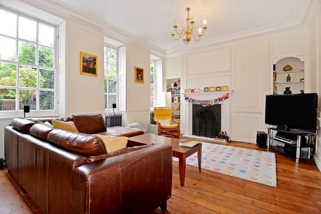 Thumbnail Town house to rent in Chesterfield Gardens, Crooms Hill, London