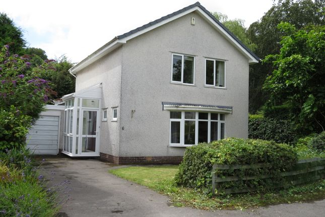 Thumbnail 3 bed detached house for sale in Ellerslie Park, Gosforth, Cumbria