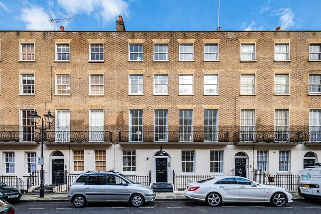 Maisonette to rent in Burton Street, Bloomsbury, London