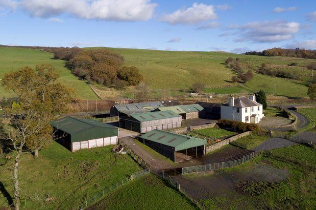 Thumbnail Farm for sale in Ryehill Farm, Sanquhar