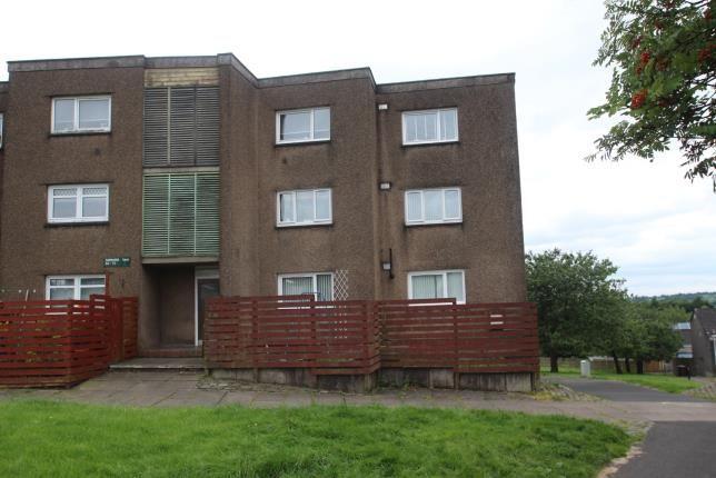 Exterior of Ashiestiel Place, Greenfaulds, Cumbernauld, North Lanarkshire G67