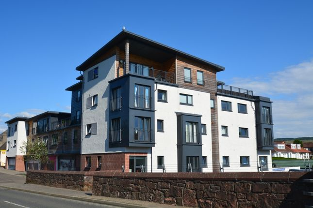 Thumbnail Duplex for sale in Riverside View, Balloch Road