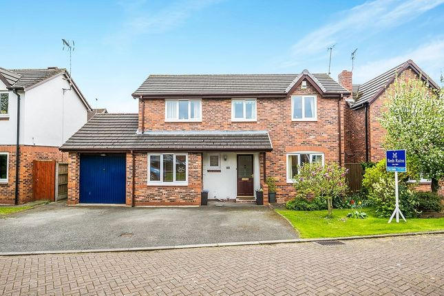 Thumbnail Detached house for sale in Robinsons Croft, Great Boughton, Chester
