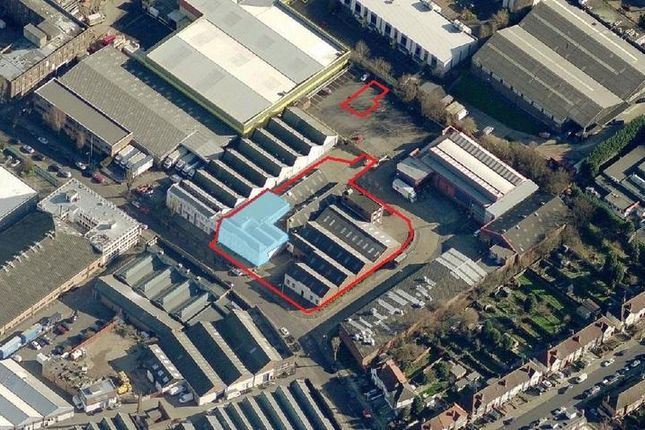 Thumbnail Industrial for sale in Horseshoe Close, London