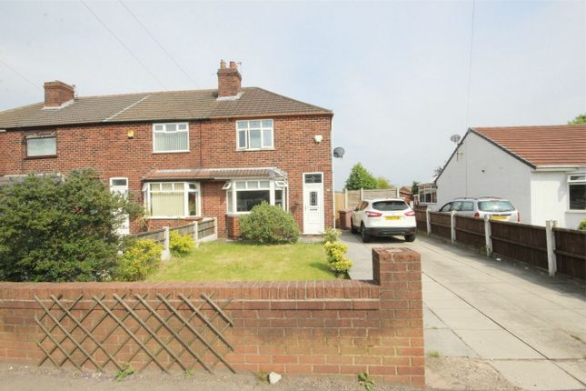Thumbnail Semi-detached house to rent in Vista Road, Newton-Le-Willows