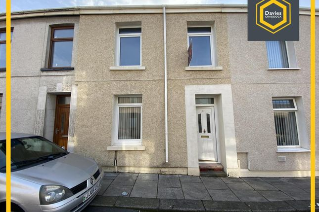 3 bed terraced house to rent in Russell Street, Llanelli SA15