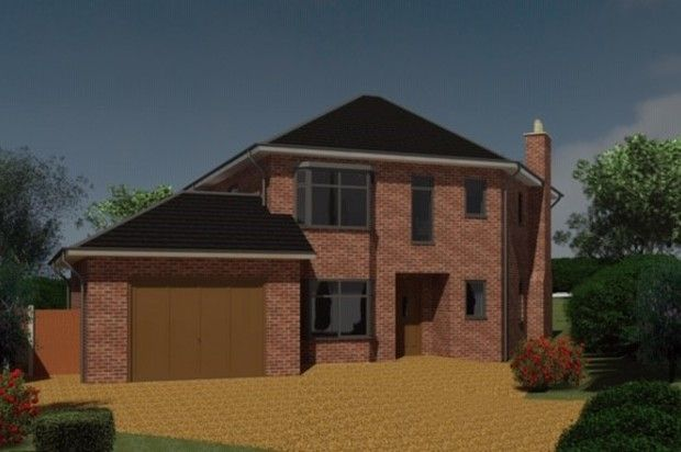 Thumbnail 4 bed detached house for sale in The Ridings, Prenton