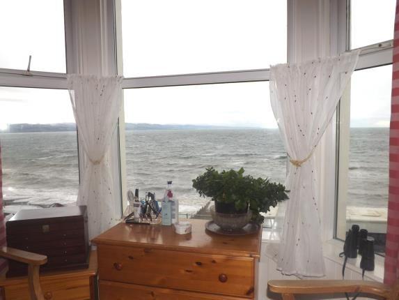 Bedroom View of Marine Terrace, Criccieth, Gwynedd LL52