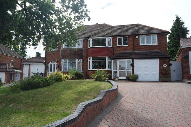 Thumbnail Property for sale in Manor House Lane, Yardley, Birmingham