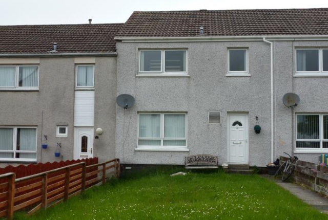 Thumbnail Terraced house to rent in Cornhill, Ayr