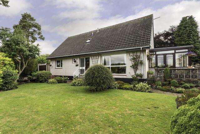 Thumbnail Detached house for sale in Cairn Road, Northmuir, Kirriemuir, Angus