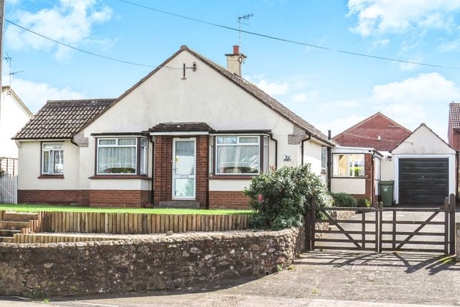 Thumbnail Detached bungalow for sale in Long Street, Williton, Taunton