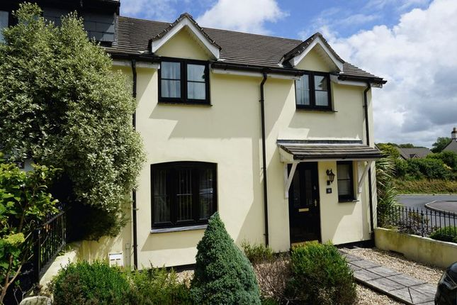 Thumbnail Semi-detached house for sale in Beechwood Drive, Camelford