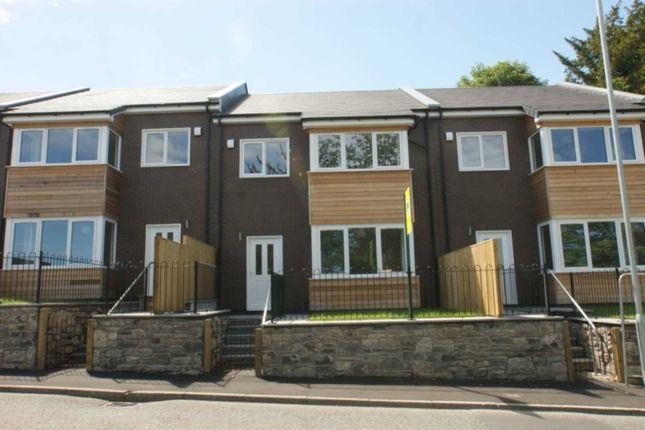 Thumbnail Terraced house for sale in Ty Onnen, 3 Halkyn Road, Holywell, 7Tz.