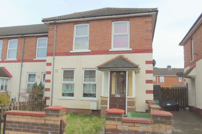 Terraced house for sale in Meadowdale Close, Middlesbrough