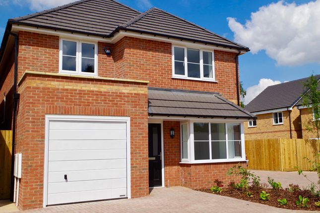 Thumbnail Detached house for sale in Forest Drive Development, Rickerscote Road, Stafford