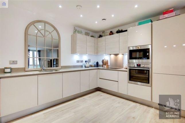Kitchen of Lanyard Court, 24 Nellie Cressall Way, London E3