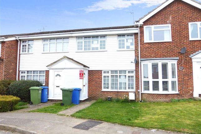 Thumbnail Terraced house for sale in Emerald View, Warden Bay, Sheerness, Kent