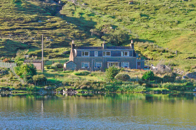 Thumbnail Detached house for sale in 6 Marig, Isle Of Harris