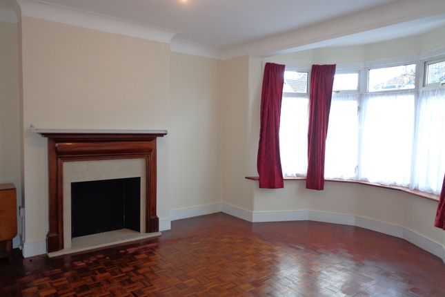 Thumbnail Terraced house to rent in Highcliffe Gardens, Redbridge
