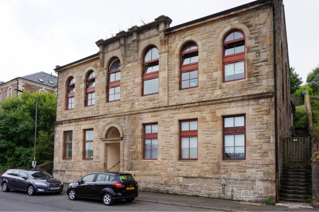Thumbnail Flat for sale in 7-9 Glen Avenue, Port Glasgow