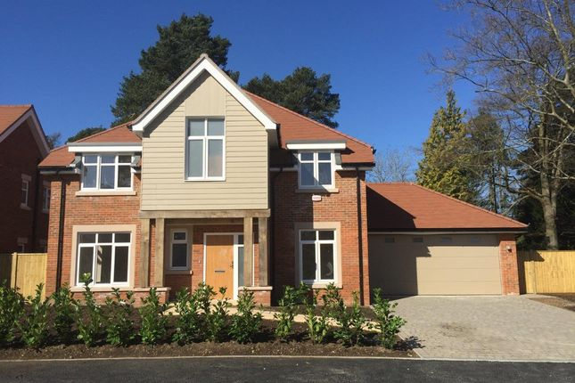 Thumbnail Detached house for sale in Plot 20, New Road, Ferndown, Dorset
