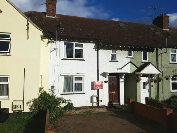 Thumbnail Terraced house for sale in Mattocke Road, Hitchin, Hertfordshire, England