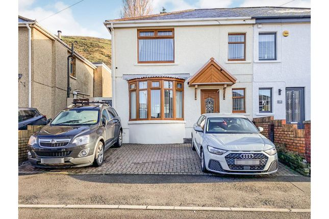 3 bed semi-detached house for sale in Wern Road, Port Talbot SA13