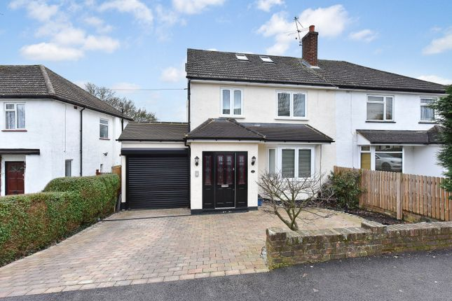 Thumbnail Semi-detached house for sale in Windmore Avenue, Potters Bar