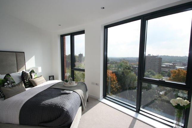 Thumbnail Flat for sale in The Sutton, King Edwards Square, Sutton Coldfield