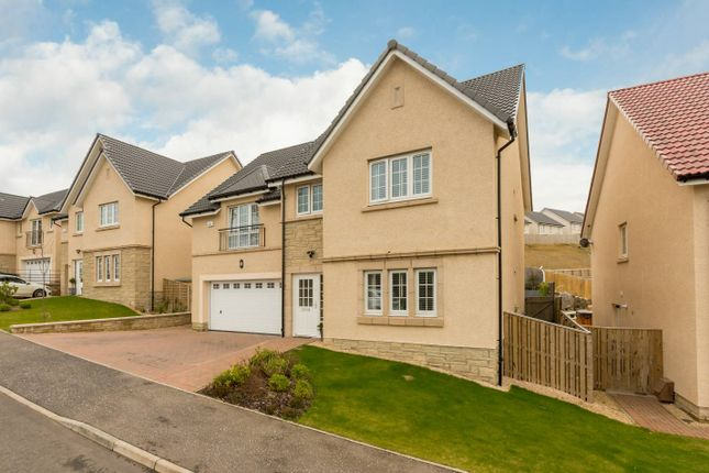 Thumbnail Detached house for sale in 21 Kings View Crescent, Ratho