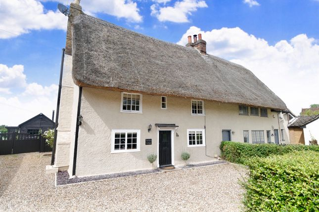 Thumbnail Cottage for sale in Farriers Cottage, Cottered, Nr Buntingford