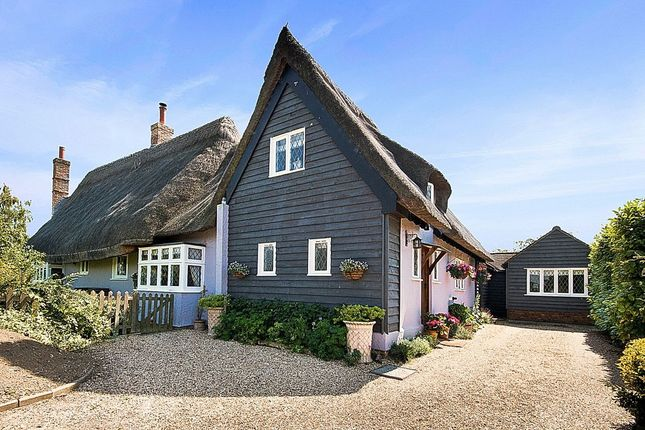 Thumbnail Detached house for sale in Friars Road, Braughing, Ware