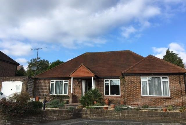 Thumbnail Detached bungalow for sale in Orchard Drive, Horsell