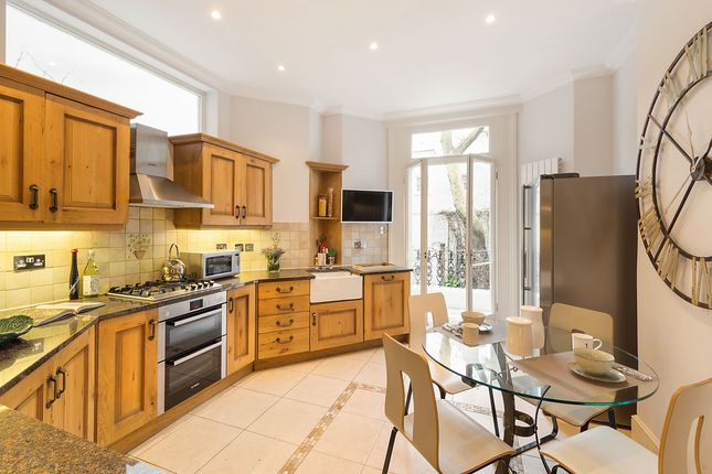 Kitchen of Stanhope Gardens, South Kensington, London SW7
