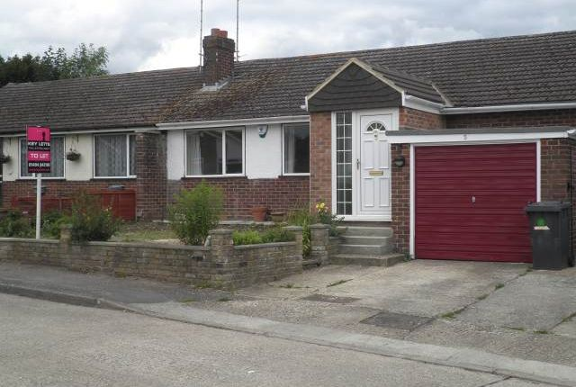 Thumbnail Semi-detached bungalow to rent in Beckings Way, Flackwell Heath, Bucks