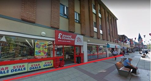 Thumbnail Retail premises to let in Unit 21A-B Saxon Square, Christchurch, Dorset