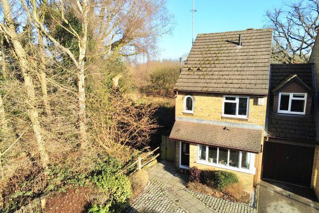 Thumbnail Link-detached house for sale in Minehurst Road, Mytchett, Camberley