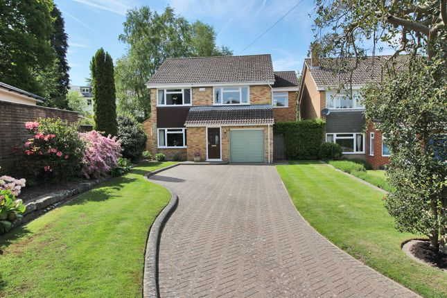 Thumbnail Detached house for sale in Wallace Close, Tunbridge Wells