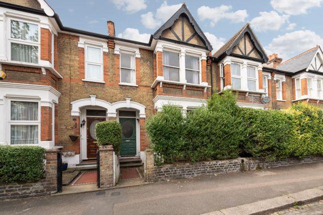 Thumbnail Terraced house for sale in Harrington Road, Leytonstone, London