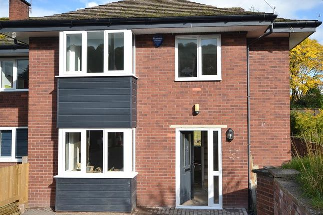 Thumbnail 3 bed semi-detached house for sale in Lower Poole Road, Dursley