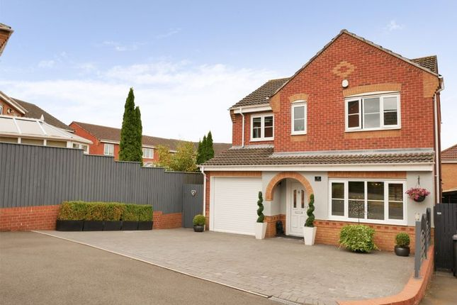 Thumbnail Detached house for sale in Gregson Walk, Dawley, Telford