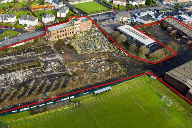 Thumbnail Land for sale in Hawthorn Street, Glasgow