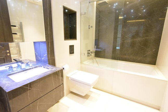 Thumbnail Flat to rent in Radnor Terrace, London